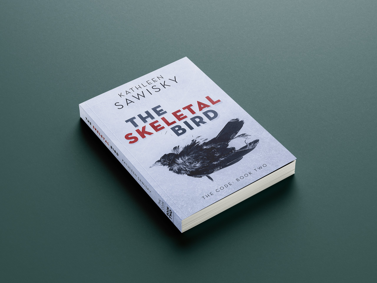 project book covers the skeletal bird cover