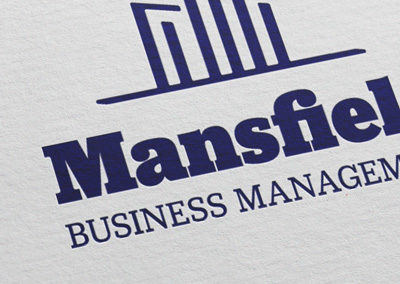 Mansfield Business Management Logo