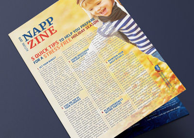 NAPP Zine Newsletter (Autumn 19)